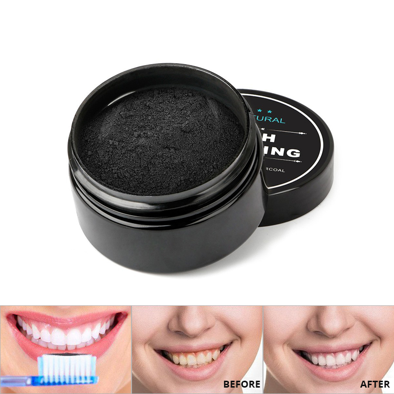 Teeth Whitening Powder Natural Tooth Whitening Dental Instruments Organic Activated Charcoal Bamboo Toothpaste 2019 Veneers #79 Teeth Whitening