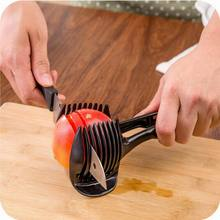 Tomato Slicer Fruits Cutter Assistant Tomato Lemon Shreadders Slicer