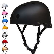 Yougle redondo montanha skate bicicleta scooter dublê skate bicicleta ciclismo acidente forte estrada mtb capacete de segurança 3 tamanho