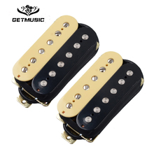 все цены на Humbucker Pickup Double Coil Electric Guitar Pickup Zebra Neck or Bridge Pickup Choose for FD онлайн
