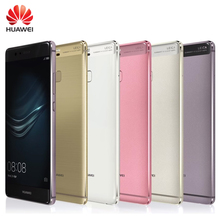 Original Huawei P9 Fingerprint Cell Phones Kirin 955 Octa Core 3GB RAM 32GB ROM 5 2