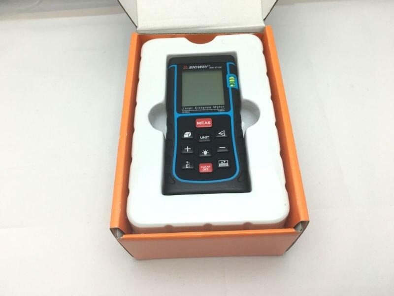 Sndway handheld entfernungsmesser rz100 328ft entfernung meter