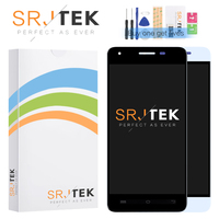 SRJTEK 5.5 Display For Oukitel U7 Plus LCD Touch Screen For Oukitel U7 Plus Glass Panel Digitizer Assembly Replacement Parts