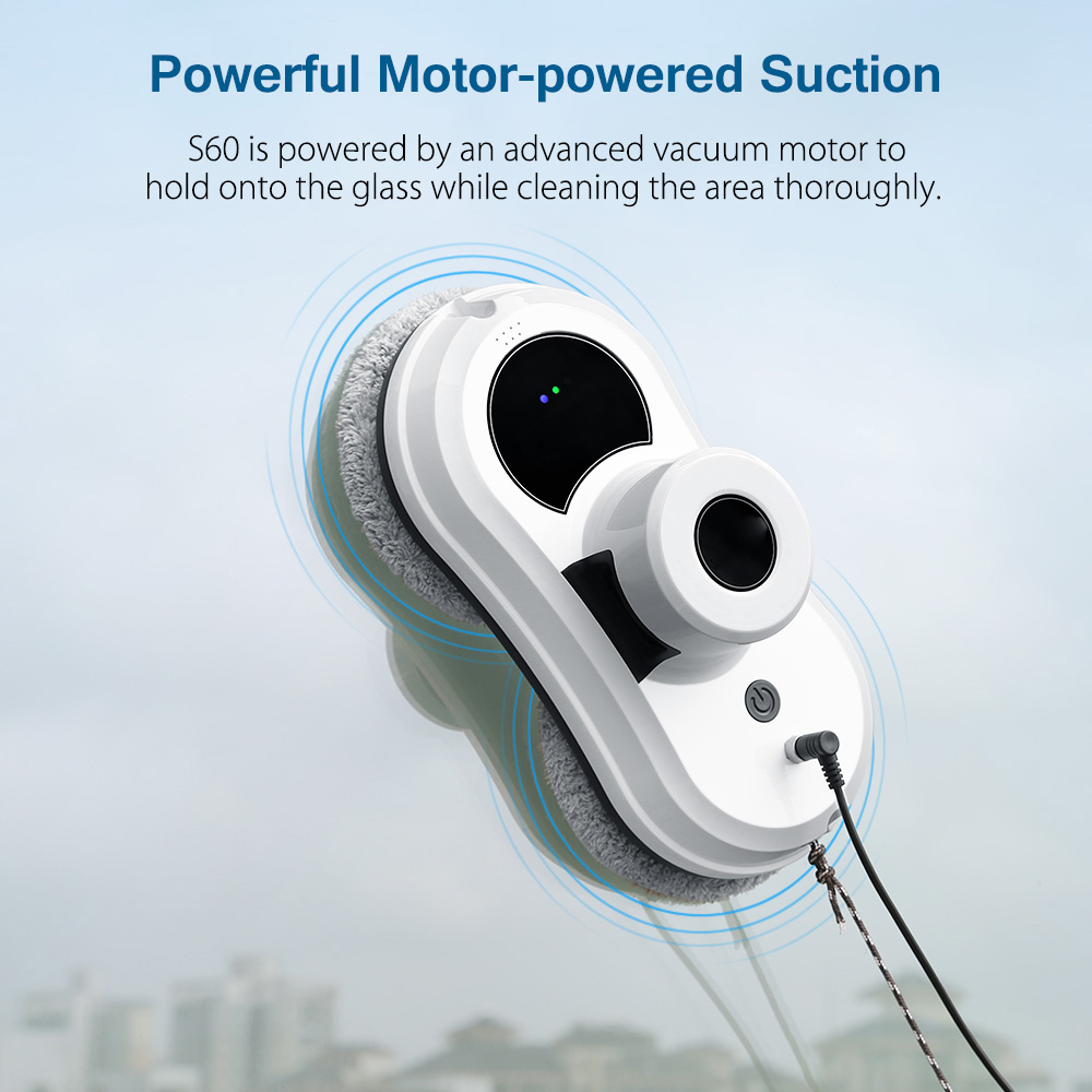 Vacuum Cleaner Robot Remote Control High Suction Anti-falling Best Robot Vacuum Cleaner Window Glass Cleaning Robot цена