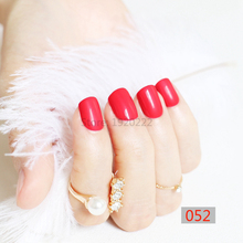 beautiful candy color Nail