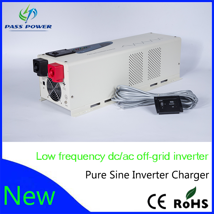 Factory Direct Sale Refrigerator Use Off Grid Solar Hybrid Inverter 5000W DC To AC Pure Sine Wave output