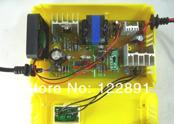 Smart car battery charger schematic wire center wholesale high quality 12v 6a smart fully automatic car battery rh aliexpress com smart car battery charger circuit 12 volt car battery charger publicscrutiny Images