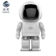 A180 беспроводной робот Wi-Fi камера IP P2P CCTV Cam детский монитор наблюдения HD H.264130MP объектив ИК ночного видения для Android или IOS