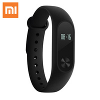 OLED Display Xiaomi Mi Band 2 Activity Fitness Tracker With Heat Rate Monitor Global Version Original