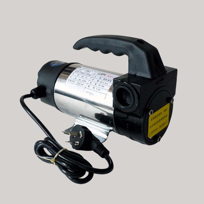 2015 Hot Sale Electric Diesel Fuel Pump Fuel Transfer Pump 220v
