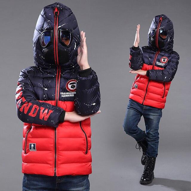 63d9ec627549 3 14t Teenagers Baby Boys Spiderman Jackets Hoodies Winter Warm ...