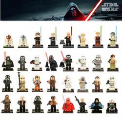 Одиночная продажа Starwars Stormtroopers Clonetroopers Snowtroopers Deathtroopers строительный блок совместим с Legoinglys Star Wars