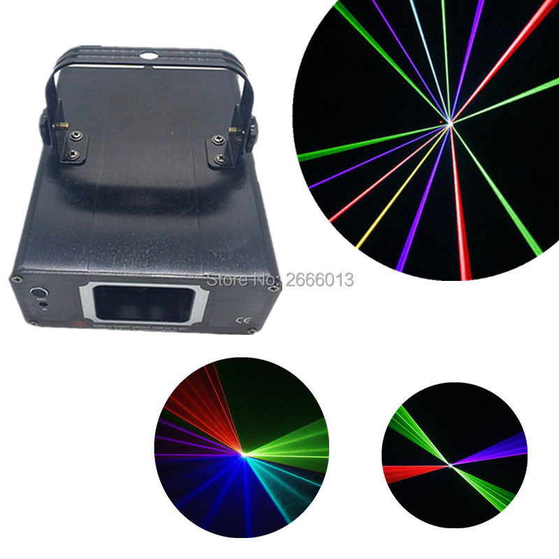 Niugul RGB 450mw DMX512 Laser Line Scanner Stage Lighting Effect Projector Light DJ Dance Bar KTV Xmas Party Disco Show Lights цена