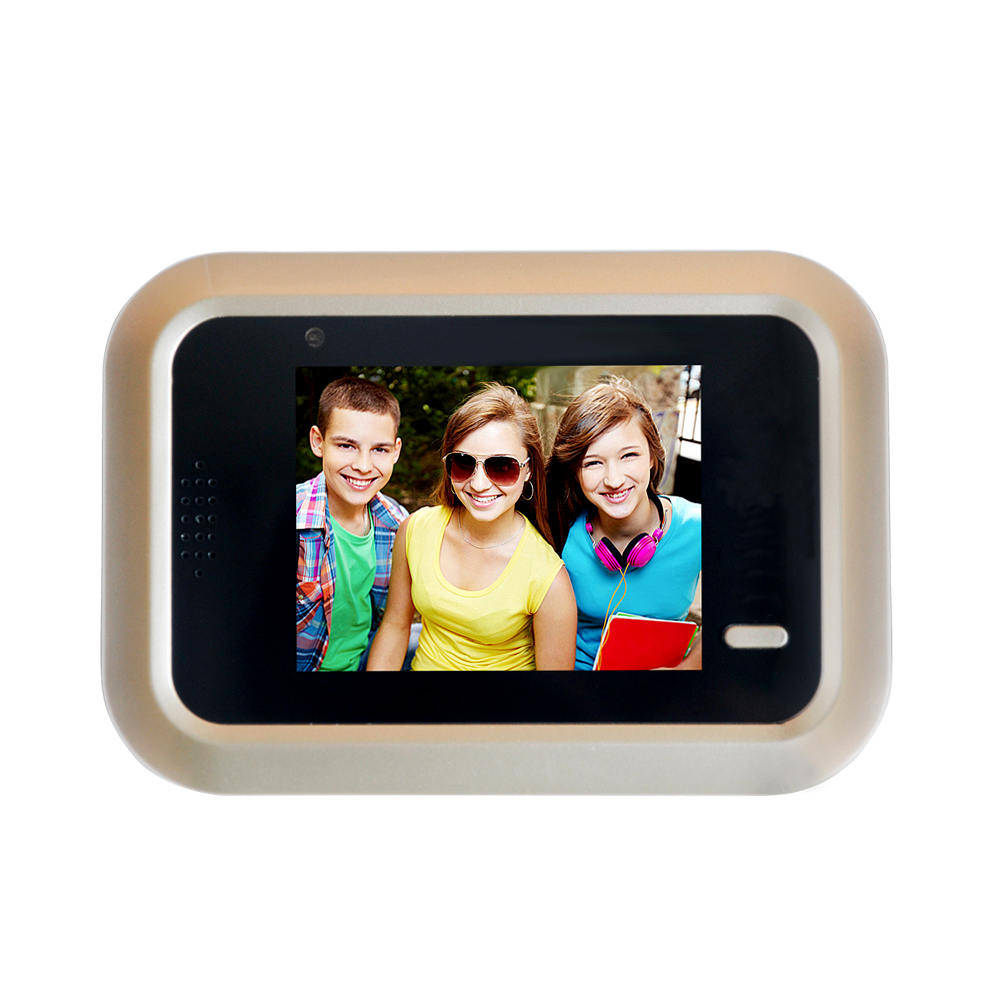 MLLSE P2 2.4inch Color Screen Peephole ViewerMLLSE P2 2.4inch Color Screen Peephole Viewer