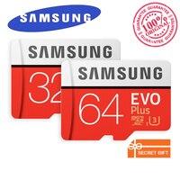Original SAMSUNG Micro SD Card Memory Card EVO EVO Plus 256GB 128GB 64GB 32GB 16GB Class10
