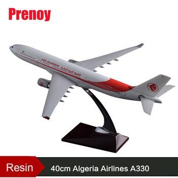 40cm Resin A330 Airbus Model Algeria Airlines Airways Air Algeria International Algeria  A330 Airplane Aviation Aircraft Model