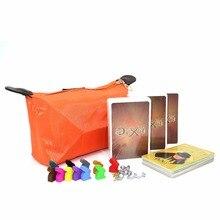 Pakiet podróży dixit gra planszowa 336 karty wyobraźni wychowywać dzieci historia nauki powiedzieć szkolenia gra
