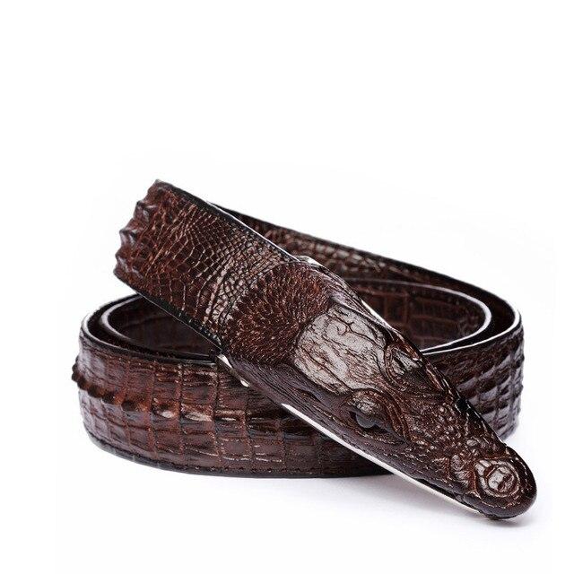 Leather Designer Belt 4