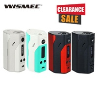 Big Sale WISMEC Reuleaux RX200 TC Express Mod TC VW Mode Temp Control Vaping E Cig