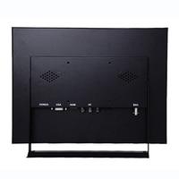 12 дюймов 1024X768 HD CCTV монитор с металлический корпус и HDMI VGA AV BNC разъем для ПК мультимедиа монитор Дисплей микроскоп и т. д.