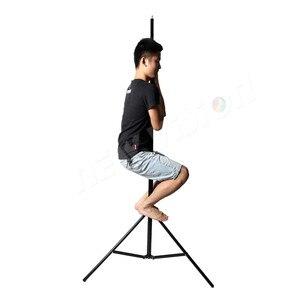 Image 4 - Godox 2.8 m 280 cm 9FT פרו כבד החובה אור Stand עבור פרנל טונגסטן אור טלוויזיה תחנת סטודיו צילום סטודיו חצובות
