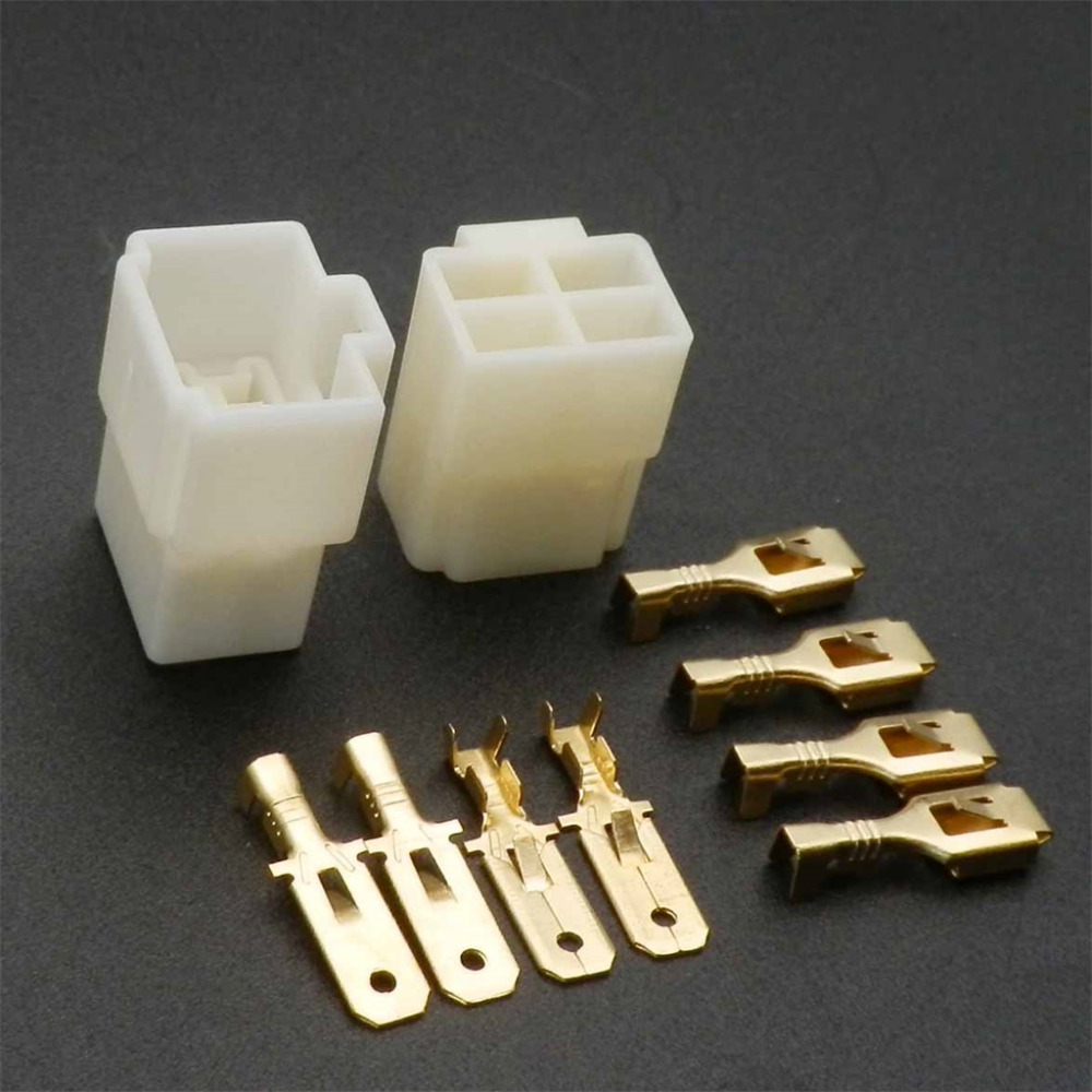 Buy 10 Pieces Lot 4 Way 63mm Electrical Multi Plug Wiring Connector Terminal Block Pin From Reliable Suppliers On Onthewheel
