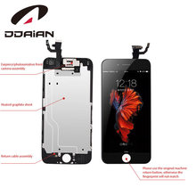Origina For iPhone 6 7 8 Plus LCD Screen 3DTouch Screen Digitizer Assembly Tempered Glass+Tools 6 e ink lcd screen matrix for nook barnes page 7 page 8