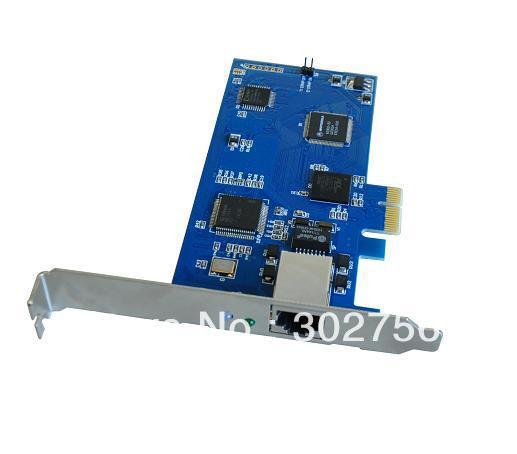 2013 Newest SinoV-TE110E-B  1 E1 2U class PCI-E Asterisk E1 digital  card  Free shipping by HK post Mail