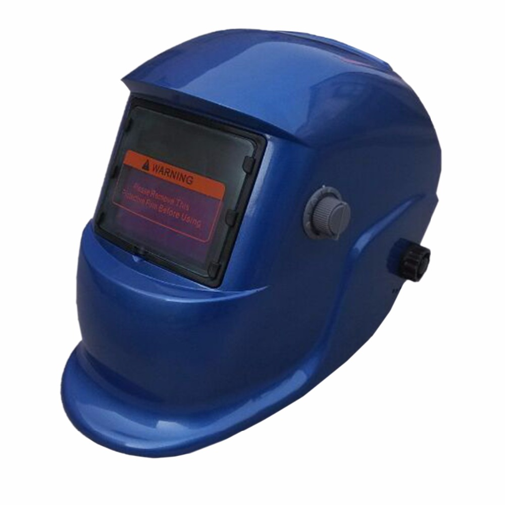 Repair Tool Solar Darkening Electric Welding Helmet Adjustable TIG MIG MMA Grinding Welding Mask Welder Cap with Lens solar auto darkening electric welding mask helmet welder cap welding lens for welding machine