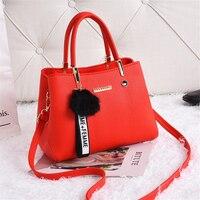 21club Brand New Designer PU Leather Women Handbag Female Shoulder Bag Girls Messenger bag Casual Women Shopping Work Handbag 2
