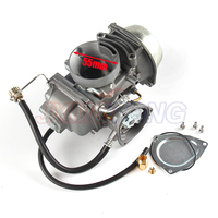 PD40J 40mm Vacuum Carburetor case for POLARIS 500 universal other 400cc to 600cc racing motor UTV ATV