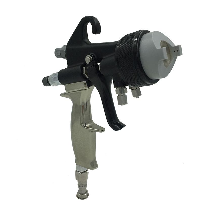 SAT1205 värvipüstol hvlp õhuvahu pihustuspeegel kroomvärv nano - Elektrilised tööriistad - Foto 3