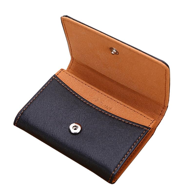 KUDIAN BEAR PU Leather Men Wallet Famous Brand Card Coin Holder Handbag High Quality Hasp Purse Carteira--BID114 PM10 casual weaving design card holder handbag hasp wallet for women