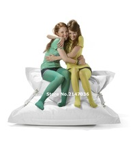 Strapping bighug eco friendly indoor / outdoor XXL bean bag, many colors available