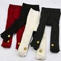 Novo Inverno Engrossar Crianças Roupas de Bebê Meninas Calças Confortáveis de Algodão Mais Espessamento Calças Do Bebê Calças Meninas Alta Qualidade 0-2A