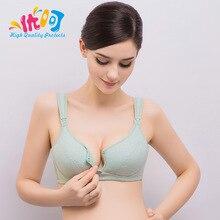 2pcs/lot Nursing Bra Cotton Breast Feeding Maternity Breastfeeding Bra For Nursing Mothers Clothing Clothes