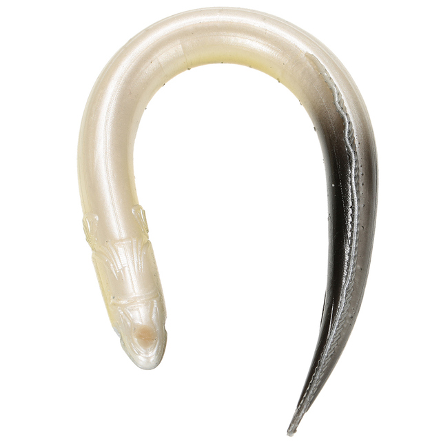 Eel Fishing Lifelike Soft Bait