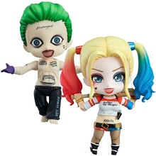Nendoroid Suicide Squad Harley Quinn 672 The Joker 671 Edition figure figurine model