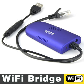 Vonets VAP11G-300 RJ45 Mini Wifi puente inalámbrico Wifi repetidor Routers wi-fi para el Monitor de la cámara de red de la computadora Q15183