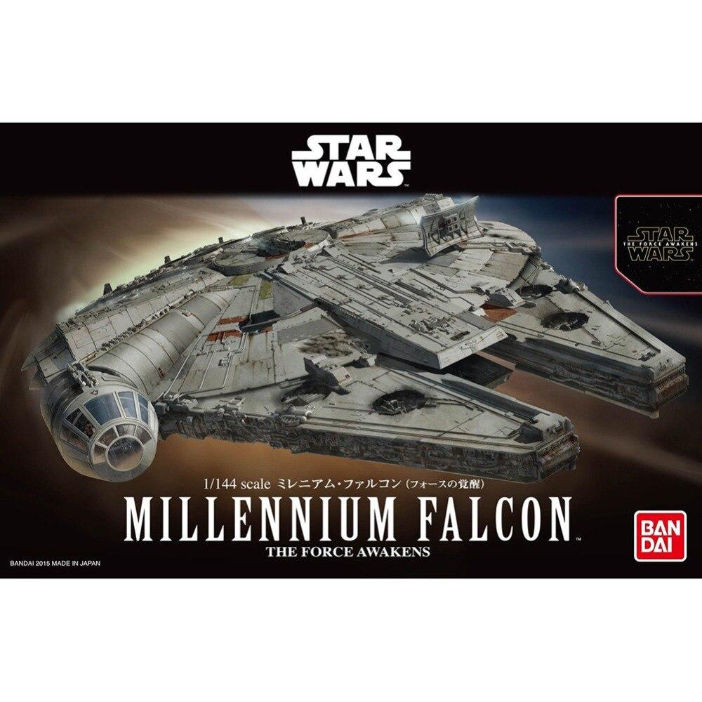 1/144 BANDAI Star Wars MILLENNIMU FALCON modello hobby,-in Kit di modellismo da Giocattoli e hobby su  Gruppo 1