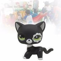 희귀 고양이 장난감 동물 + 1 개 Tsum 올라프 미니언 애니메이션 페어리 테일 해피 Carla 인형 아기 장난감 10.25
