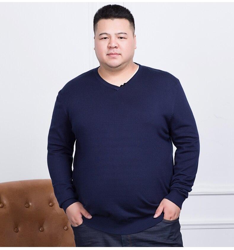 10xl Haute Pull Plus Marque Mince 6xl Mode Nouveau Hommes 8xl Hiver 2 1 Taille Fit 2018 Printemps Qualité Chandail Tricoté 5xl ara7nWz