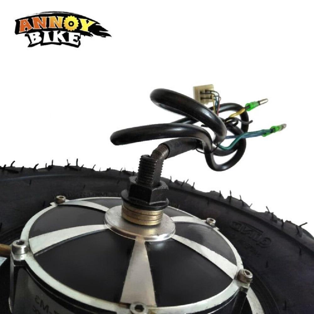 Motor para engrenagem de rodas, motor de engrenagem com rodas elétricas de 14.5 polegadas pro/18 m, cadeira de rodas de carrinho gordo offroad-3