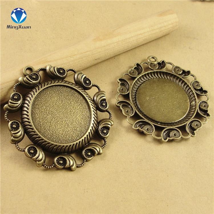 Купить mingxuan 5 шт/лот внутренний размер 25 мм основание для раковины