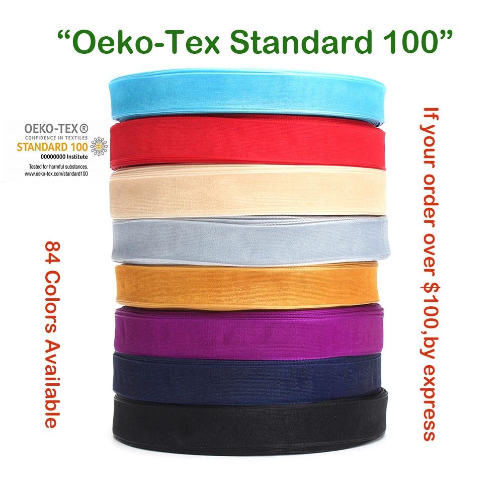 Organza Ribbon 10 16 25 38 50 63 75 MM  3/8 Inch 5/8 1 1-1/2 2-1/2 3 White Red Black Sheer