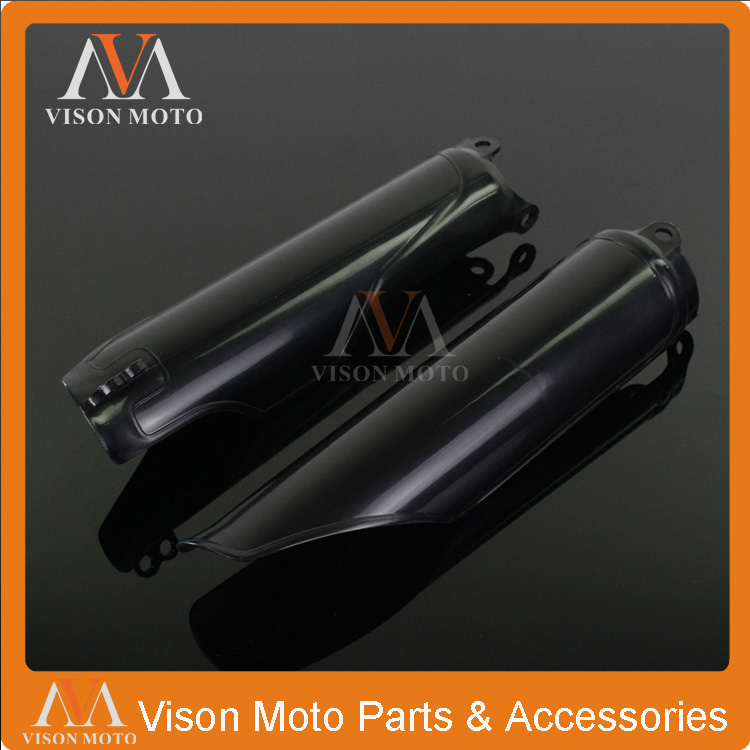 New Fork Guards Dust Protection For Honda CR125R CR250R CRF250R CRF450R CRF250X CRF450X Dirt Bike Motorcycle Enduro Supermoto