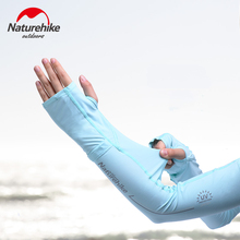 Naturehike Hiking Camping Cycling Outdoor Cool-Dry Sleeves Anti-UV Quick Drying Arm Sleeve Cuff Sunscreen Unisex Lightweight