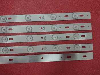 New 50pcs/lot 10LEDs(6V) 644mm LED backlight strip for KONKA KL32GT618 35017727