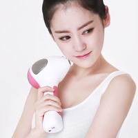 HONKON SIDEY Portable Hair Removal 808nm Diode Laser Painless Non invasive Rechargeable Machine For Home Use