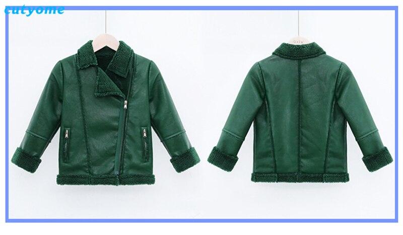 2018 winter teenage girls jacket01